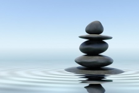 bigstock-Zen-stones-in-water-27418907-450x300